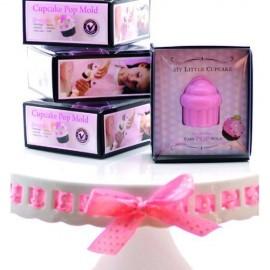 Molde Cupcakes para cake pops