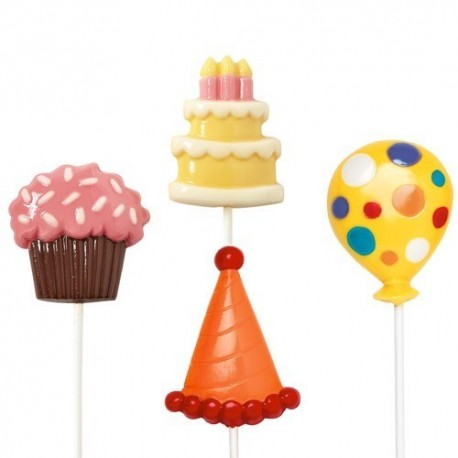 Molde Lollipop Fiesta