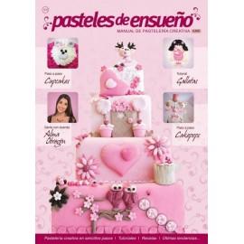 Revista Pasteles de Ensueño. Número 1