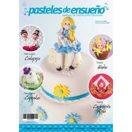 Revista Pasteles de Ensueño. Número 2