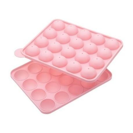 Molde de silicona 20 cake pops