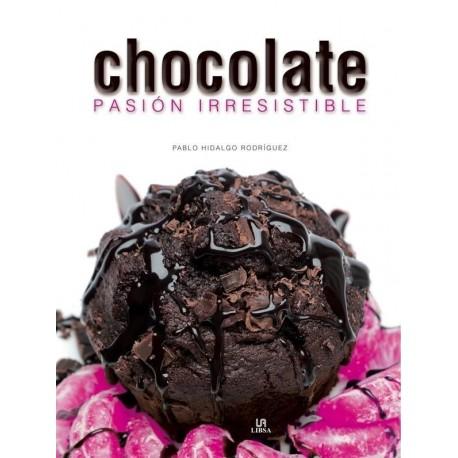 """""""Chocolate, pasión irresistible"""" de Pablo Hidalgo"""