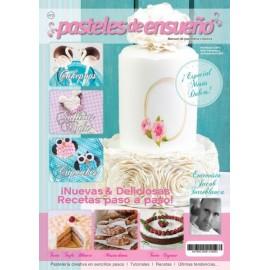 Revista Pasteles de Ensueño. Número 3