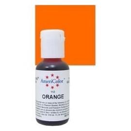 Colorante en gel Americolor. Color Naranja