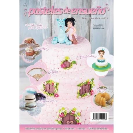 Revista Pasteles de Ensueño. Número 4