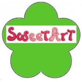 Fondant SweetArt Verde 250 gr