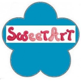 Fondant SweetArt Azul 250 gr