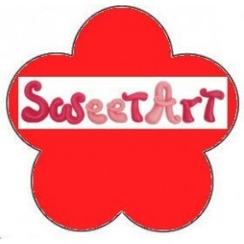 Fondant SweetArt Rojo 250 gr