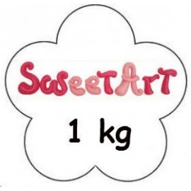 Fondant SweetArt Blanco 1 kg