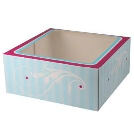 Caja Elegant para tartas 26 cm. Unidad