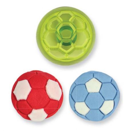 Molde marcardor balón de futbol