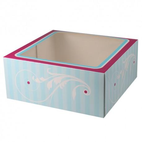 Caja Elegant para tartas 21 cm. Unidad