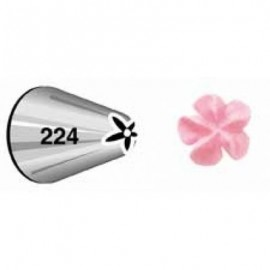 Boquilla Wilton flor nº 224