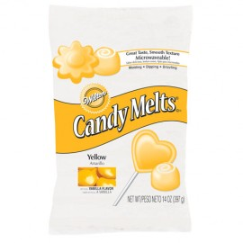 Candy Melts. Color Amarillo