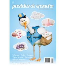 Revista Pasteles de Ensueño. Número 6