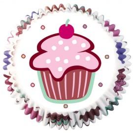 Cápsulas cupcakes Be my cupcake. 75 uds