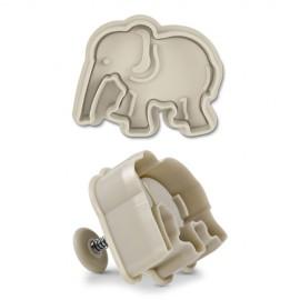 Cortador Elefante con expulsor y marcador