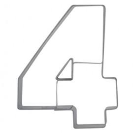 Cortador número 4