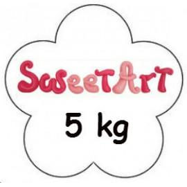 Fondant SweetArt Blanco 5 kg
