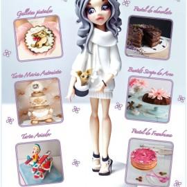 Revista Pasteles de Ensueño. Número 7
