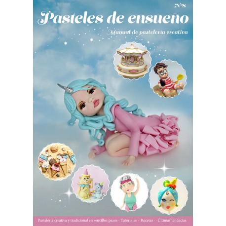 Revista Pasteles de Ensueño. Número 8