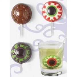 Molde Lollipop Ojos