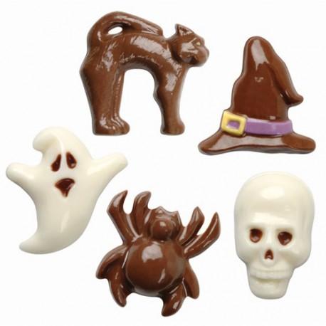 Molde Figuras Halloween