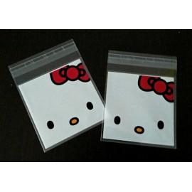 Bolsas decoradas Hello Kitty