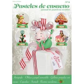 Revista Pasteles de Ensueño. Número 9