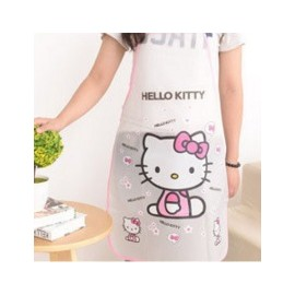 Delantal Infantil Hello Kitty