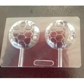 Molde Lollipop Balón de fútbol