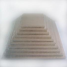 Base cuadrada para tartas 30x30 cm