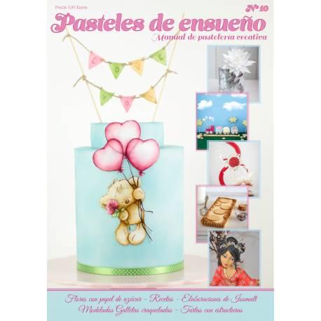 Revista Pasteles de Ensueño. Número 10