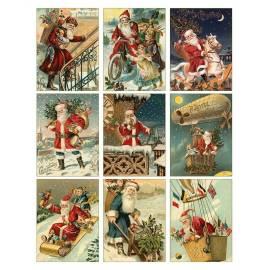 Impresión Postales Navideñas