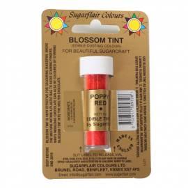 Colorante En Polvo Poppy Red Sugarflair 7ml