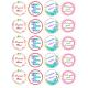 Galletas - Día De La Madre - Impresiones en papel comestible - varios
