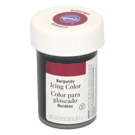 Wilton EU Colorante en Gel Burgundy, Burdeos 28g