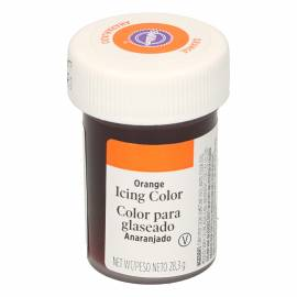 Wilton EU Colorante en Gel Naranja, 28g