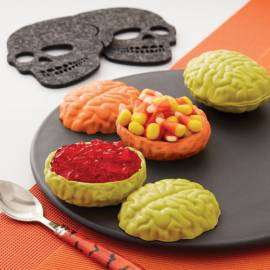 Wilton Molde para Candy Melts - Cerebro