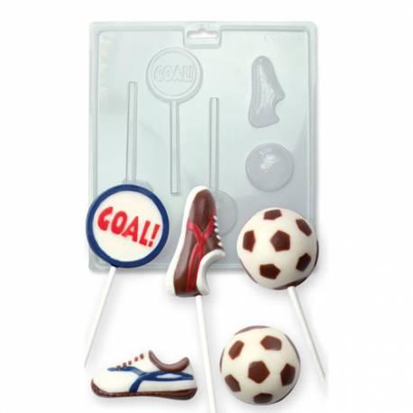 PME Molde para Candy - Fútbol