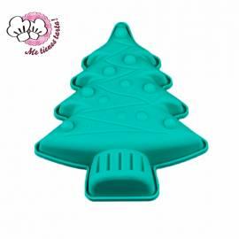 Árbol De Navidad Moldes De Silicona