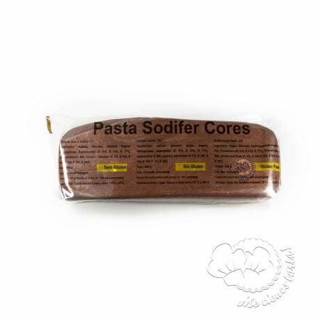 FONDANT SODIFER CHOCOLATE 400GR