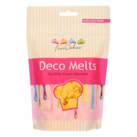 FunCakes Deco Melts - Amarillo - 250g