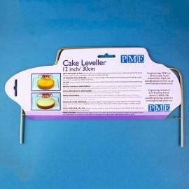 Nivelador de pasteles. 30 cm