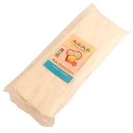 Fondant Funcakes Blanco Marshmallow 1 kg