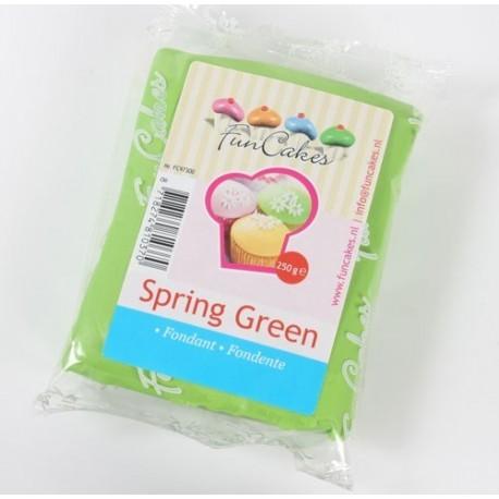 Fondant Funcakes Verde 250 gr