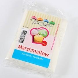 Fondant Funcakes Blanco Marshmallow 250 gr.