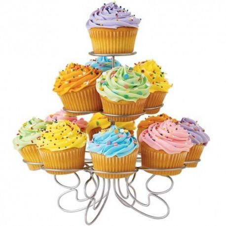 Expositor para 13 cupcakes