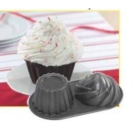 Molde cupcake gigante 2,4 L Nordic Ware