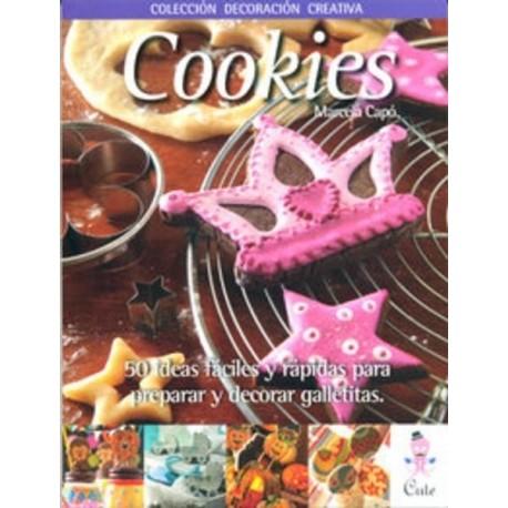 """Cookies"" de Marcela Capó"